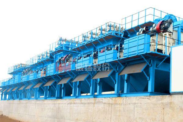 盾构泥水处理系统-中铁十六局项目现场